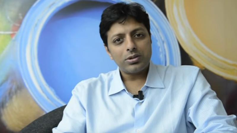 Amit Agarwal.