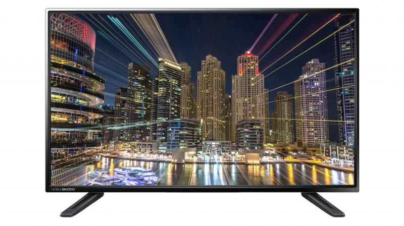 c73390a23 Noble Skiodo launches 32-inch LED TV in India