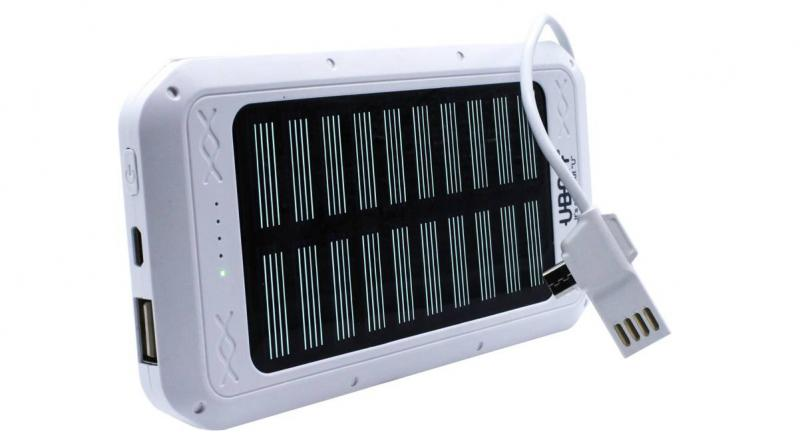 UBON claims that the solar panel conversion rate is 18-20 per cent.