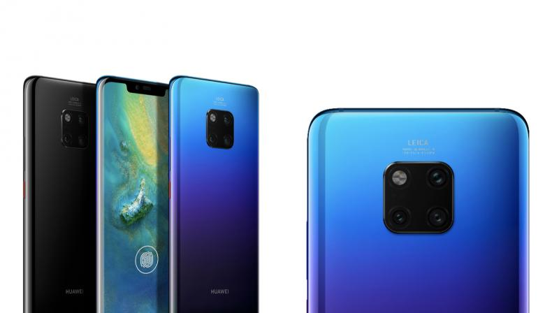 The Mate 20 Pro runs on Huawei's own EMUI 9.0 operating system which is based on Android Pie.
