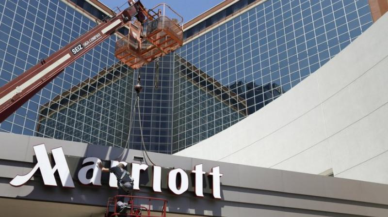 Marriott was trying to determine if the purloined records included duplicates. (Photo: AP)