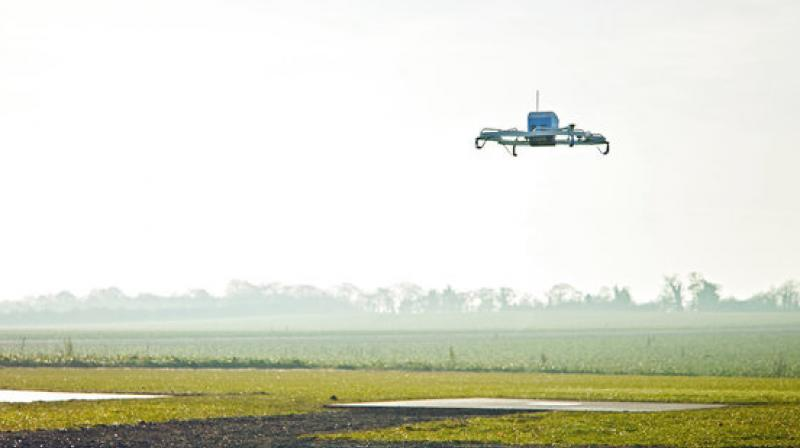 The day may not be far off when drones will carry medicine to people in rural or remote areas.