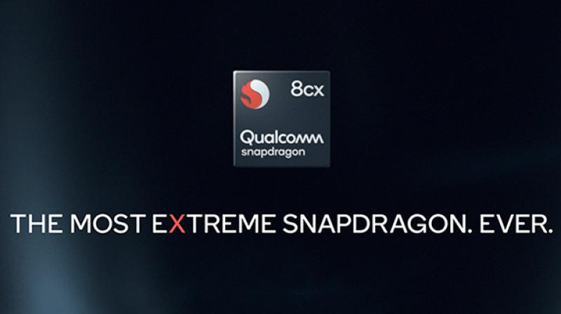 Qualcomm officials said they have created a new series of chips called the Snapdragon 8cx.