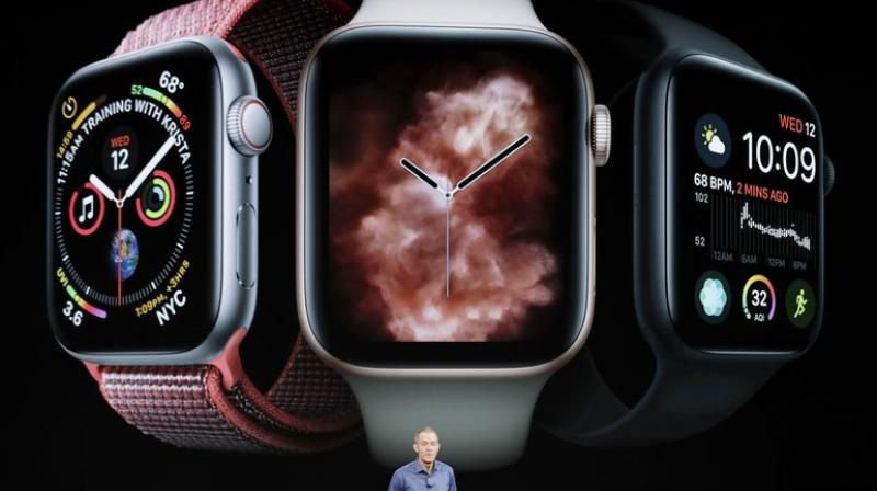 Apple Watch Series 4 gets ECG app, irregular heart rhythm notification