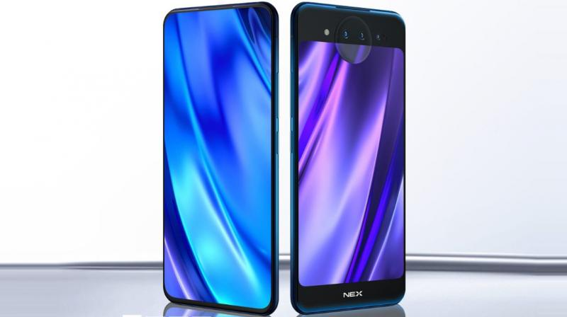 Vivo will we launching a cheaper variant of the NEX Dual Display Edition and it will feature 8GB of RAM and the new Qualcomm Snapdragon 710 SoC.