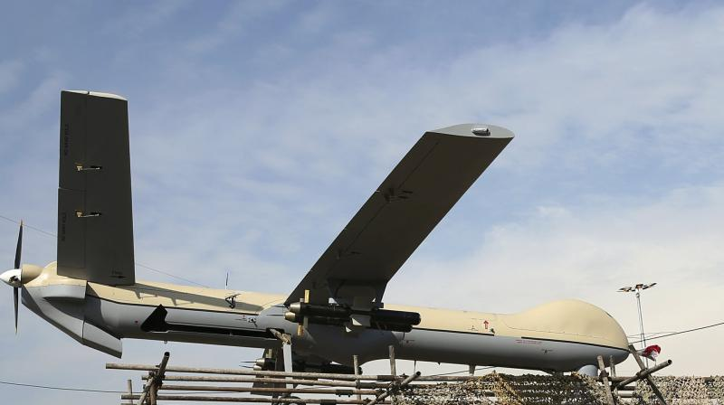 Countries across the Middle East locked out of purchasing US-made drones are being wooed by Chinese arms dealers. (Photo: AP)