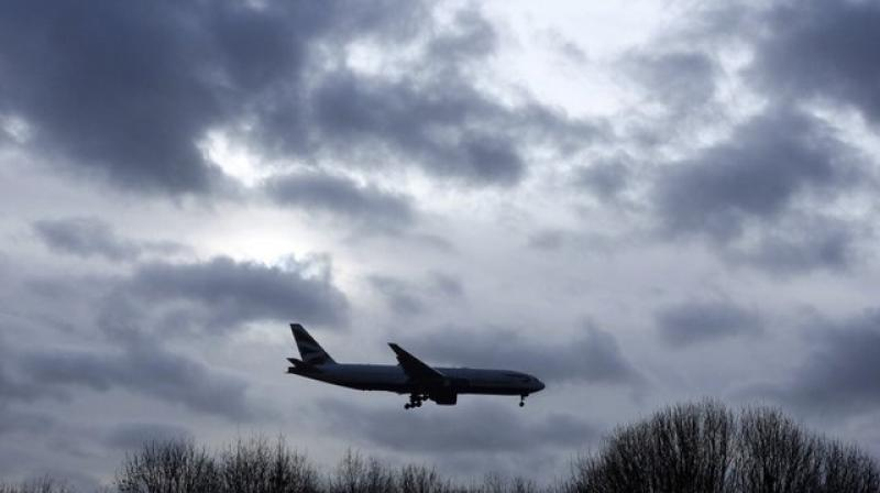 """A Gatwick spokesman said Saturday that """"things are going in the right direction"""" and should be back to normal by the end of the weekend. (Photo: AP)"""