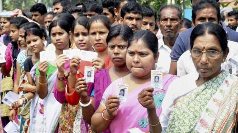 The second draft NRC list was published on July 30 in which out of 3.29 crore people, the names of 2.89 crore were included. (Photo: File | PTI)