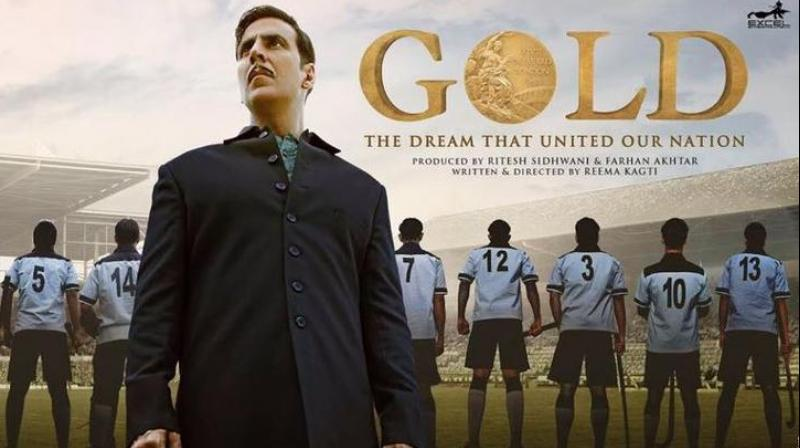 Image result for gold movie poster