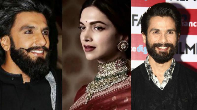 The Deepika Padukone-Ranveer Singh-Shahid Kapoor starrer 'Padmavati' might reportedly get postponed from its November 2017 release.
