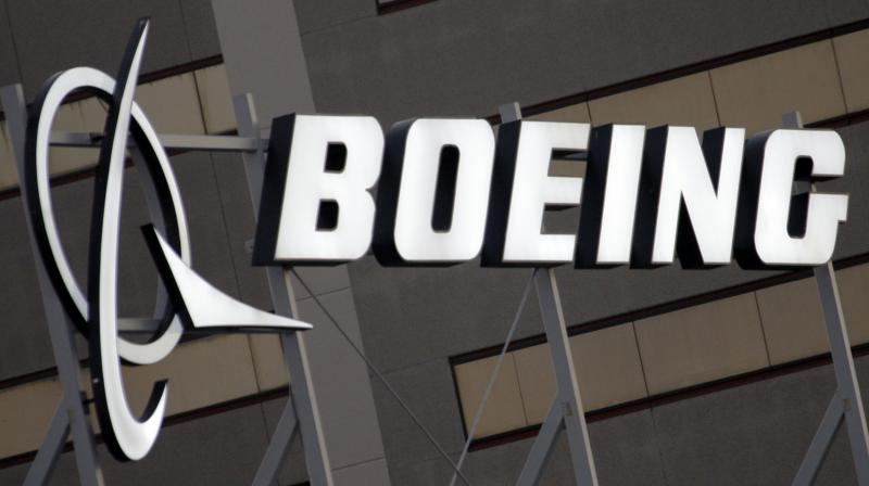 Boeing's announcement sent shares up 2.6 percent to USD 354.44 in afternoon trading. (Photo:AP)