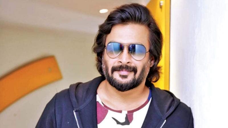 Madhavan, back in K'town with a bang after films like Irudhi Suttru and Vikram Vedha, has joined hands with director Sarkunam in a film produced by 'Common man' Ganesh.