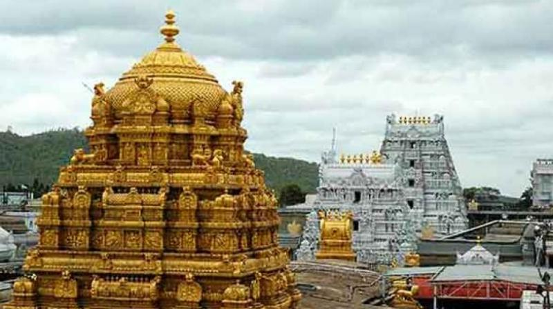 Answering pilgrim calle-rs from various places, including Bellary, Mumb-ai, Puttaparthi and Dharmavaram, the TTD EO clarified that there are two systems through which Arjitha Seva tickets are being allotted to pilgrims, one through lucky dip system at Tirumala and ano-ther through electronic dip system, online.
