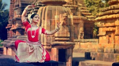 Odissi, is a pure classical style of dance, enriched in enchanting mudras. A perfect on stage storytelling element which has original roots from temples of Odisha.