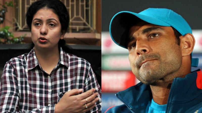Hasin Jahan filed a written complaint against Mohammed Shami and an FIR against the cricketer and his four family members in Kolkata's Jadavpur police station under several Indian Penal Code (IPC) sections. (Photo: PTI / AFP)