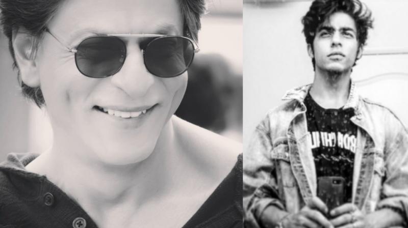 Shah Rukh Khan had said that his son Aryan wants to be bigger than him.