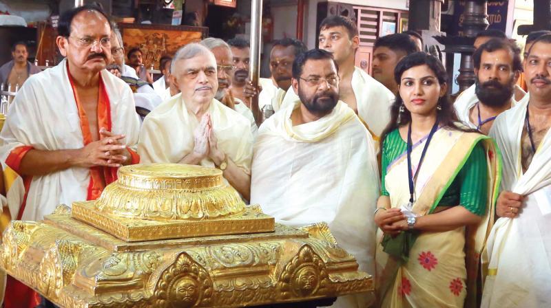 Venkaiah naidu wife sexual dysfunction