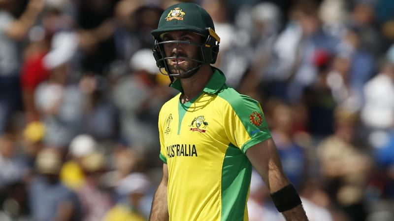 Maxwell further stated that he is now doing the right things and training well. The all-rounder failed to leave his mark in the World Cup. (Photo: AFP)