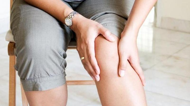 Nutritional factors, mechanical unloading, hormonal factors, and changes bone marrow fat may contribute to poor bone health. (Photo: AFP)