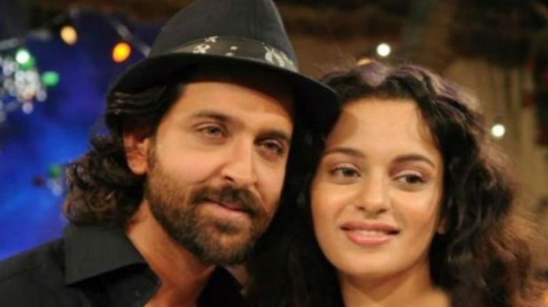 Hrithik has claimed to have been a victim of stalking.