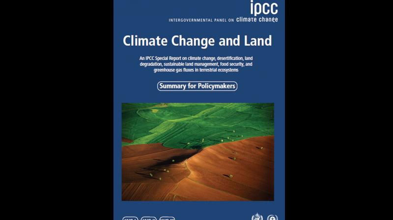 The findings from the Summary for Policymakers are structured in four parts:  people, land and climate in a warming world; adaptation and mitigation response options; enabling response options; and action in the near-term.