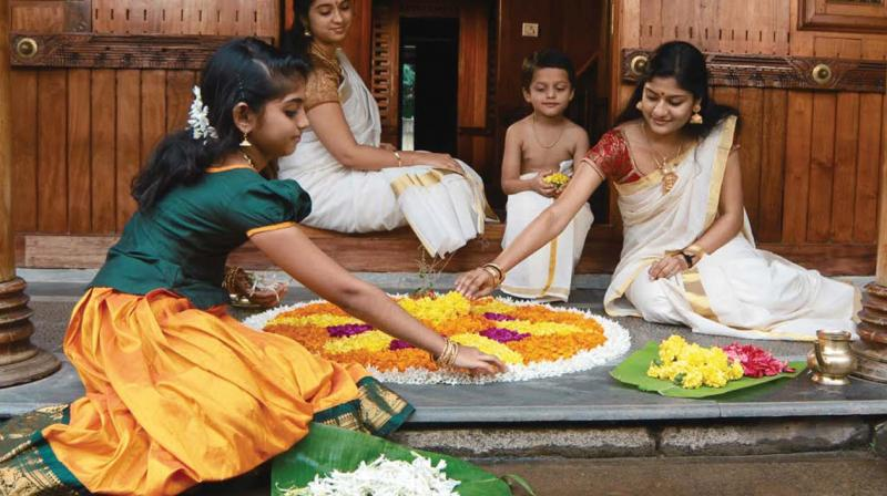According to authorities, the decision on Onam celebration would be taken very soon.