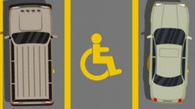 Physically challenged with passes are to enter from the Ramanthapur road and can enter the stadium through Outer Gate No. 3 (service entry) after parking their vehicles at Parking B.