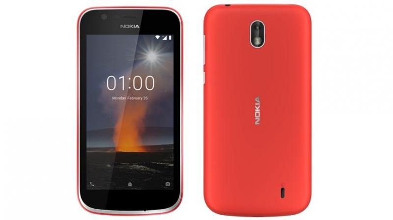 For Rs 5499, Nokia 1 Launched in India