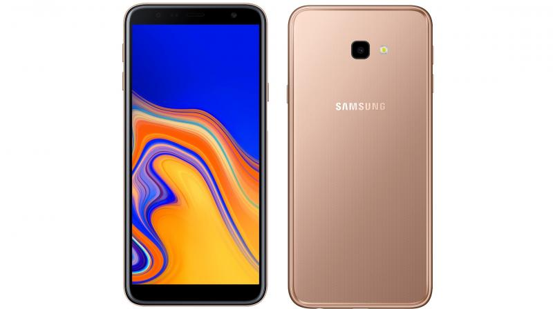 Samsung Galaxy J6 Plus and J4 Plus launched