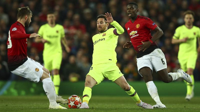 After United's comeback against Paris St Germain in the previous round, Barca will take nothing for granted, but Ole Gunnar Solskjaer's team will struggle to repeat the trick against a side with a fearsome home record. (Photo: AP)