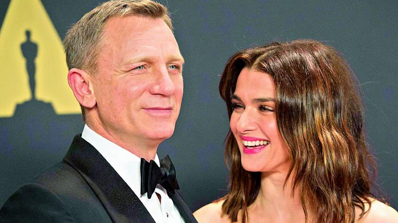 Rachel Weisz And Daniel Craig Are Expecting