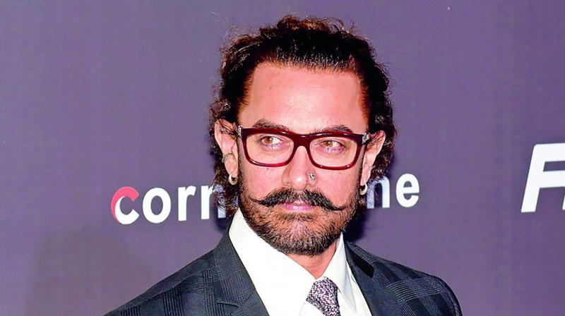 Aamir Khan. (Photo: File)