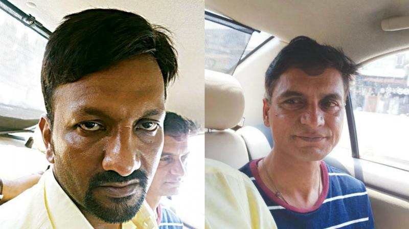 Aakash V. Goni and Surendra Rangad Puran