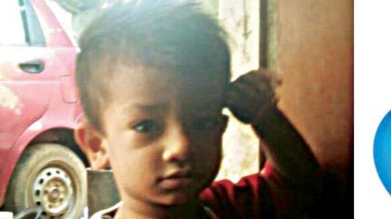 2-year-old Nawaz