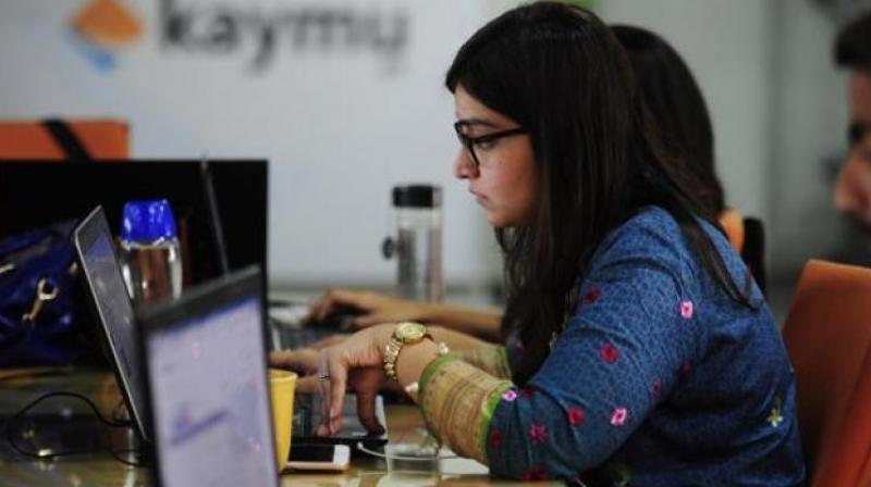 Gender equality is an essential element of an inclusive workplace and this extends to pay. (Photo: AFP)