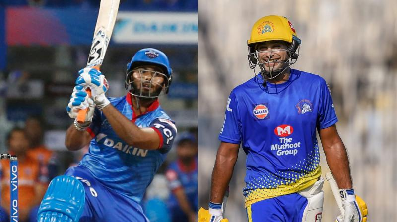 While the players maintain that the World Cup is not on their minds but those like Rayudu or Pant, who are still not certainties, it becomes a bigger battle where they know that their IPL performances are being watched more keenly than a certainty like Kedar Jadhav. (Photo: AP / PTI)