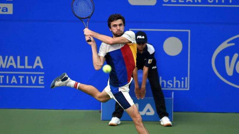 Simon beats top-seeded Cilic in semis of Maharashtra Open