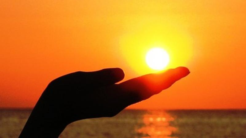The main source of vitamin D is the sun - ultraviolet B radiation from sunlight can be synthesised by vitamin D3. (Photo: Pixabay)