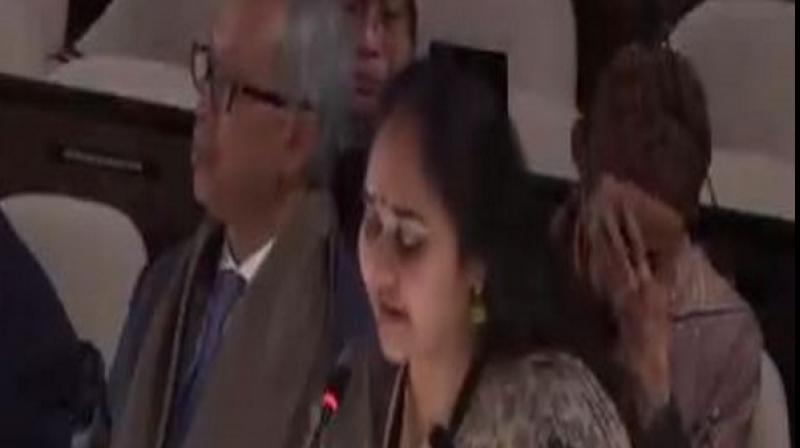 """India has issued a strongly-worded response to Pakistan's """"juvenile"""" propaganda over the Supreme Court's verdict on the Ayodhya land dispute and the bifurcation of Jammu and Kashmir into union territories, saying the """"fabricated lies"""" were interference with its internal affairs. (Photo: ANI)"""