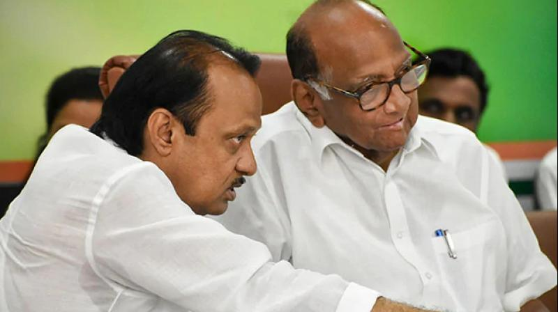Ajit Pawar, nephew of Nationalist Congress Party (NCP) supremo Sharad Pawar, rebelled against his uncle to join hands with the BJP, is different from the usual uncle-nephew saga. (Photo: PTI)