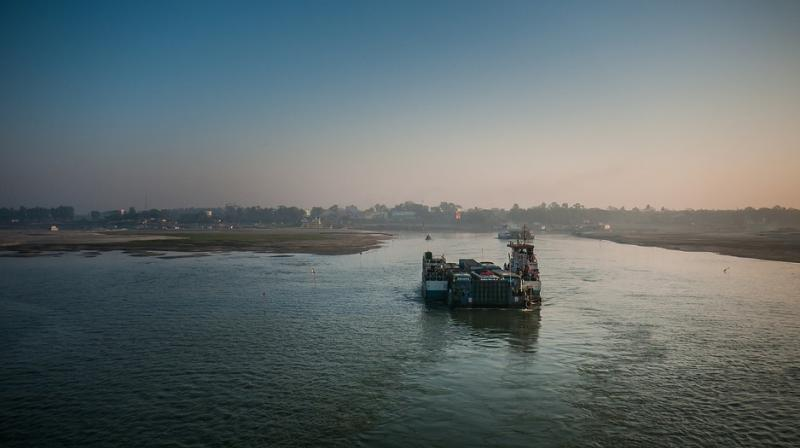 The NGO, Friendship, currently runs two floating hospitals and are in the process of building five more. These would all be handed over to the Bangladesh government in five years time. (Photo: Representational/Pixabay)