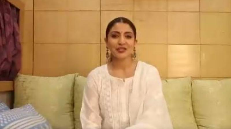 Anushka Sharma was recently seen in a video promoting road safety. (Photo: Twitter)