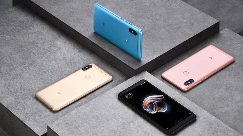 After launching the Redmi Note series, the company might soon launch Mi Mix 2S, Mi 7 and Mi A2.