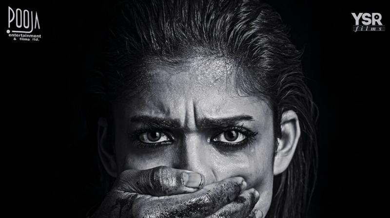 First look of 'Kolaiyuthir Kaalam' starring Nayanthara.