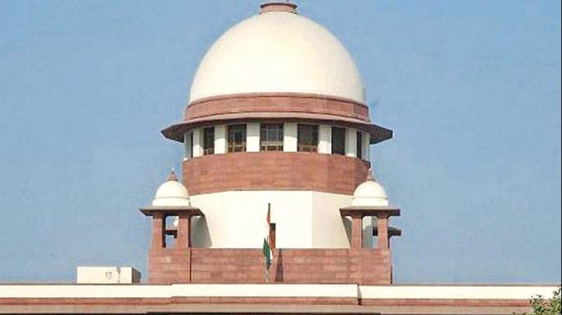 The MoRTH told Supreme Court that hologram-based sticker of light-blue colour will be used for petrol and CNG run vehicles while similar sticker of orange colour would be placed on diesel vehicles. (Photo: File)