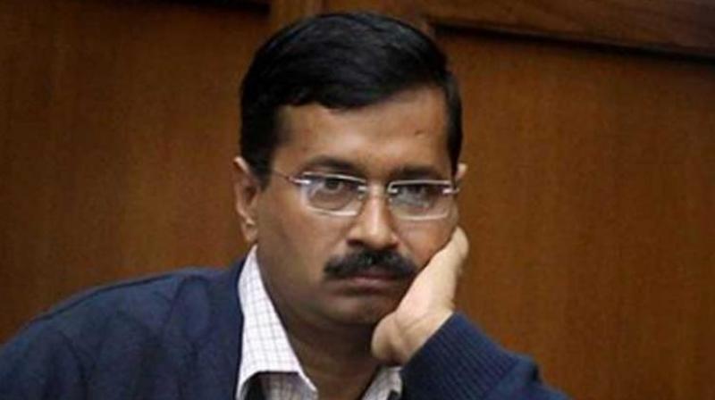 Delhi Chief Minister Arvind Kejriwal. (Photo: File/PTI)