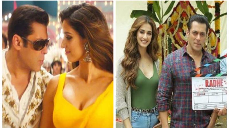 Disha Patani to have a short role Salman Khan's 'Radhe?