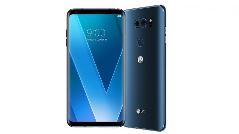 Lg Announces Vision Ai Camera For New 2018 V30 Smartphone: LG V30s With AI Camera, LG Lens, 256GB Storage May Debut