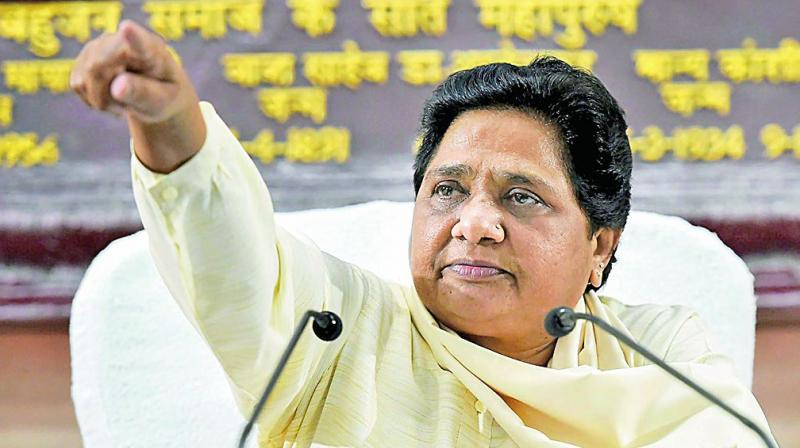 BSP chief Mayawati had said that SP founder Mulayam Singh Yadav was the only 'real' backward community leader and not a 'fake OBC' leader like PM Modi. (Photo: File)