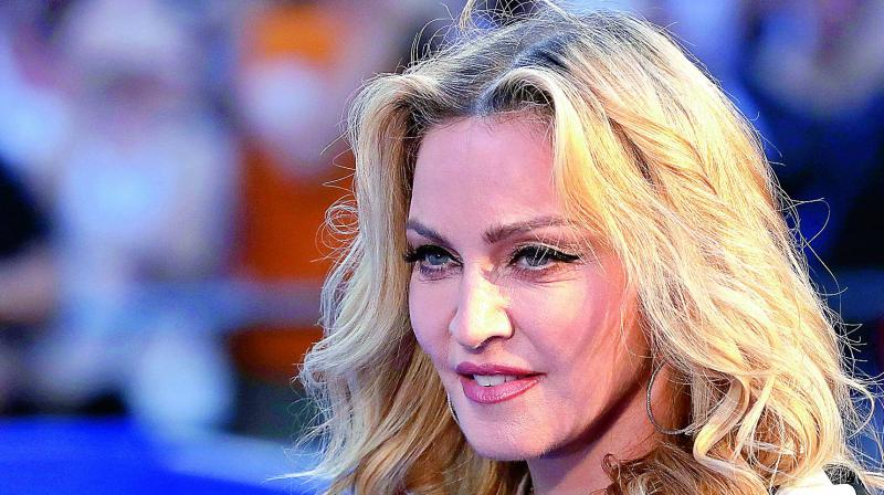 Madonna set to direct DePrince biopic
